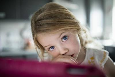 Как воспитывать сверхчувствительного ребенка