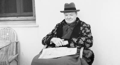 Уинстон Черчилль об отношении к жизни, успехе и целеустремленности