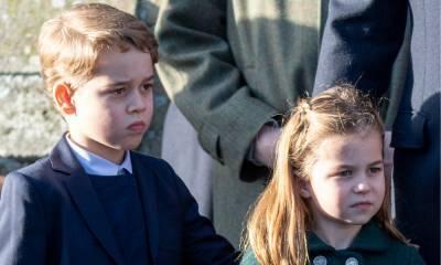 Сложный этап: первая тяжелая потеря, которую пережили дети Кембриджских