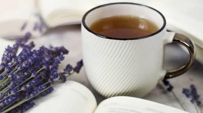 Лавандовый чай намного полезнее черного или зеленого. И вот почему