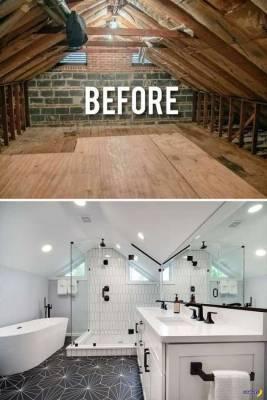 Потрясающие реновации