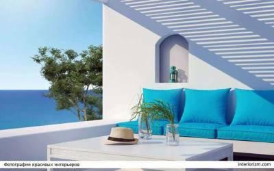 Средиземноморский стиль в дизайне интерьера – неповторимый колорит оформления