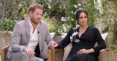 Тайная свадьба, ссора с Кейт и пол второго ребенка: принц Гарри и Меган Маркл дали откровенное интервью