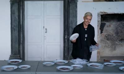 «Перемога – тріумф – відпочинок»: выставка Влады Ралко и Владимира Будникова в Подгорецком замке