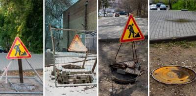 Драматическая история минского люка: фотограф два года следил как мучительно его чинили