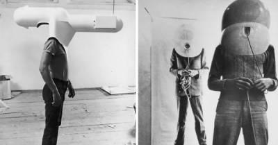 VR-шлем из 60-х: футуристические концепты Вальтера Пихлера